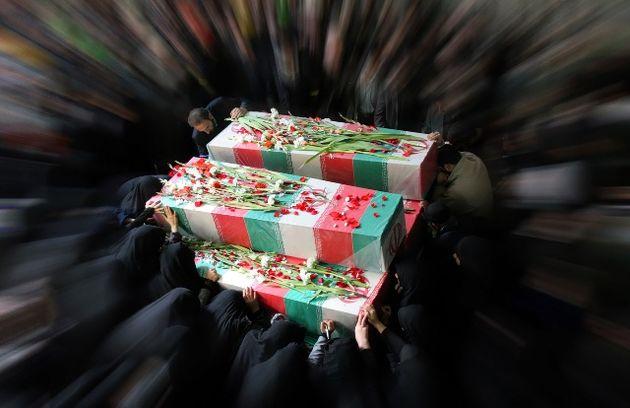 هویت پیکر مطهر ۲۱ شهید دوران دفاع مقدس شناسایی شد
