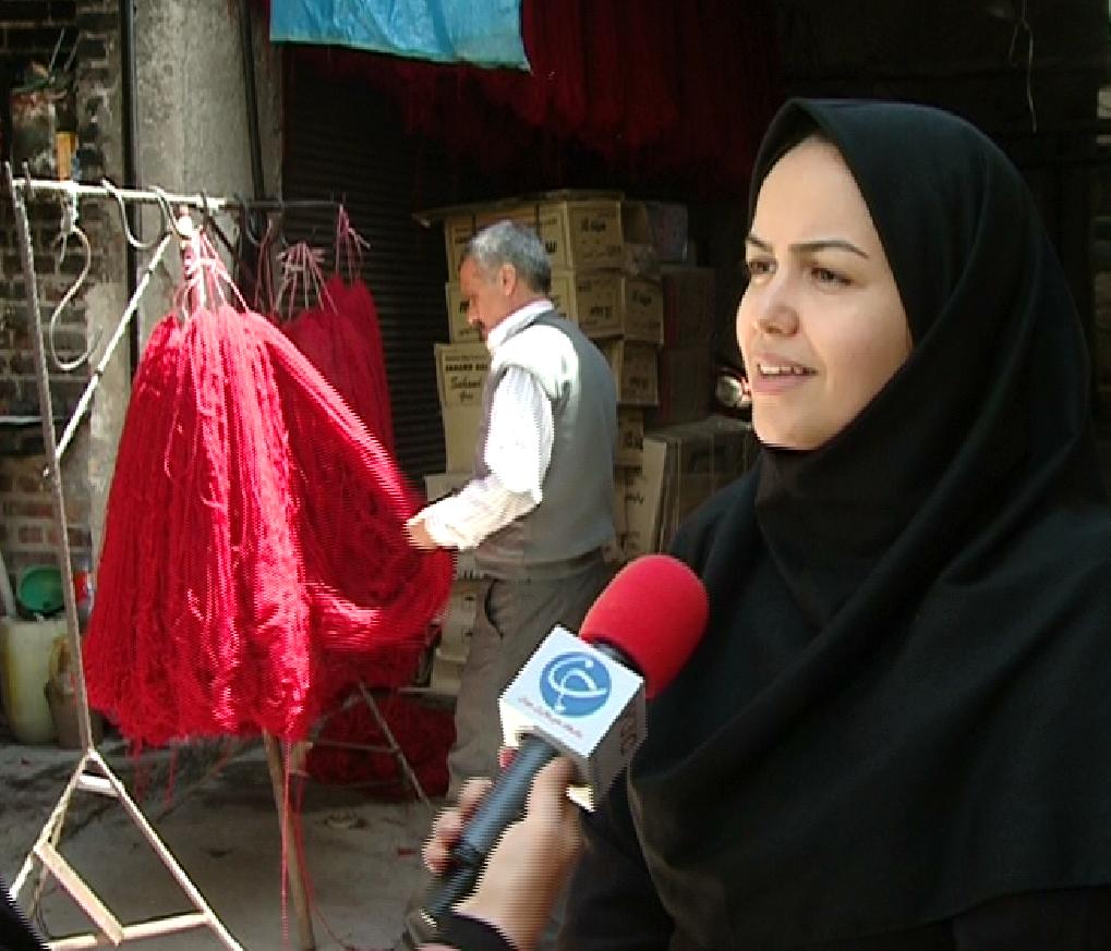 هنری رنگ باخته در زنجان / صنعت رنگرزی از رونق تا افول