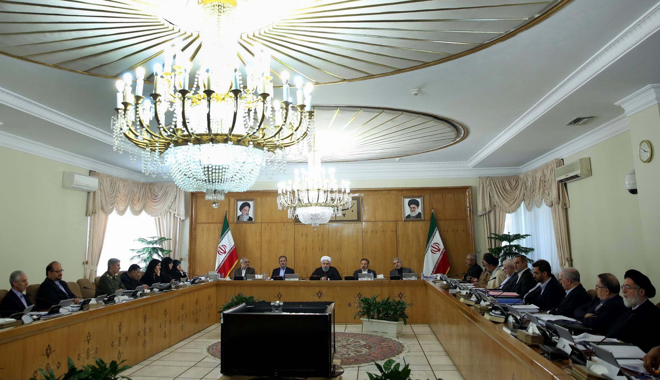 هیات دولت گزارش وزارت امور خارجه از تعهدات اروپا به ایران را بررسی کرد