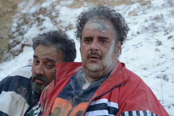 زندانیهای مسعود ده نمکی در زمستان! + تصاویر