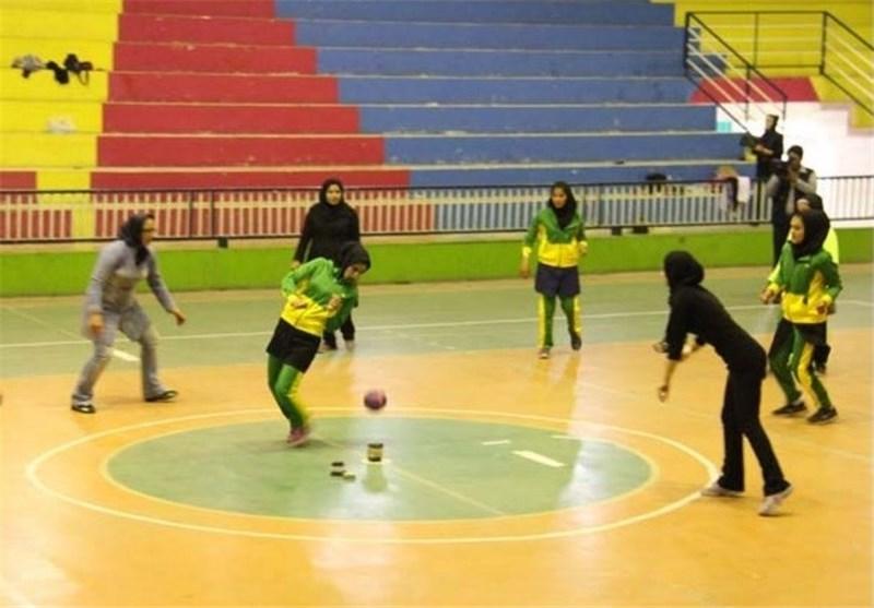 برگزاری اردوی تیم ملی هفت سنگ بانوان در استان گلستان