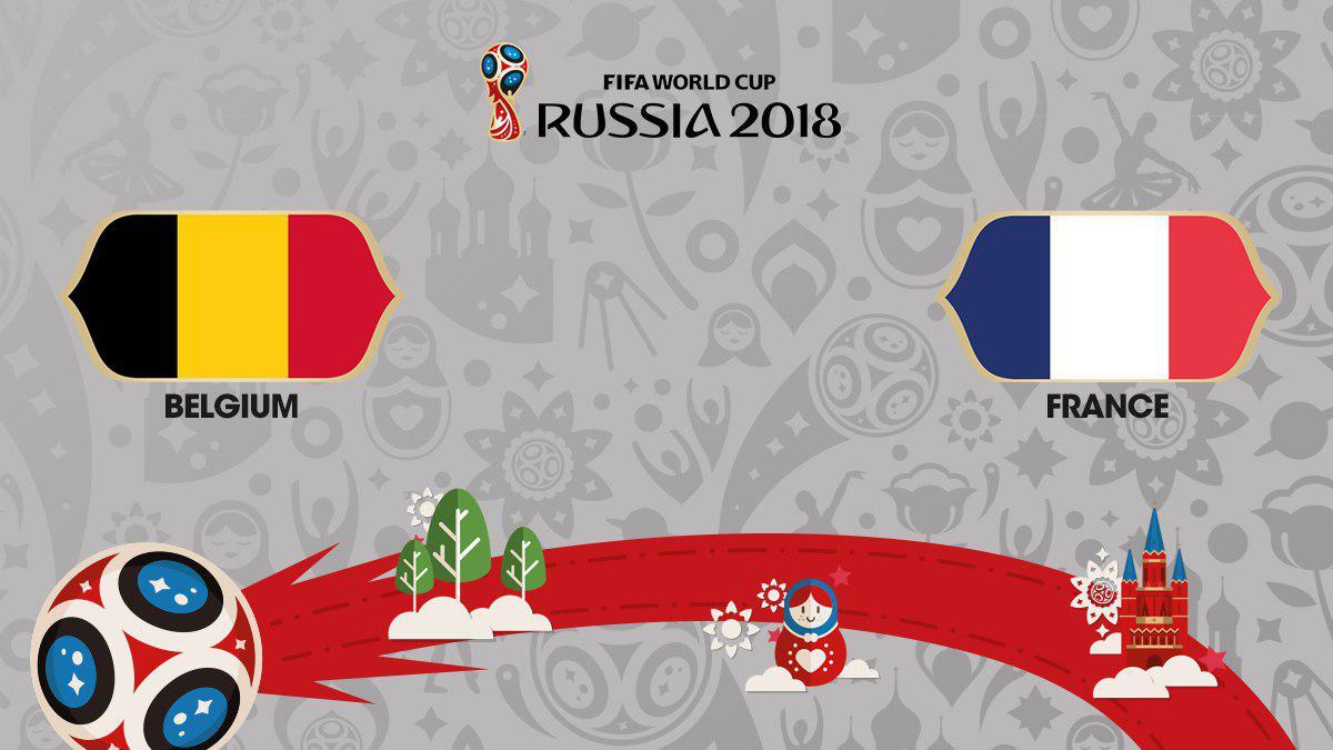 تیمهای ملی فرانسه - بلژیک/شیاطین سرخ به دنبال شکار خروسها برای تکمیل شگفتی جام جهانی ۲۰۱۸