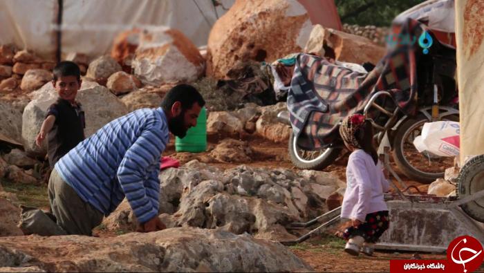 روایت دردناک دختربچه معلول سوری از ادلب تا استانبول+تصاویر