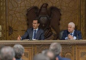 همه اراضی سوریه را آزاد خواهیم کرد/آمریکا در روند سیاسی اختلال ایجاد میکند
