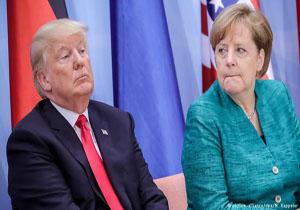 اعمال فشار آمریکا بر آلمان برای جلوگیری از انتقال پول به ایران
