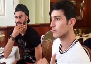 گفتگوی دیدنی با سردار آزمون و رامین رضاییان در روسیه +فیلم
