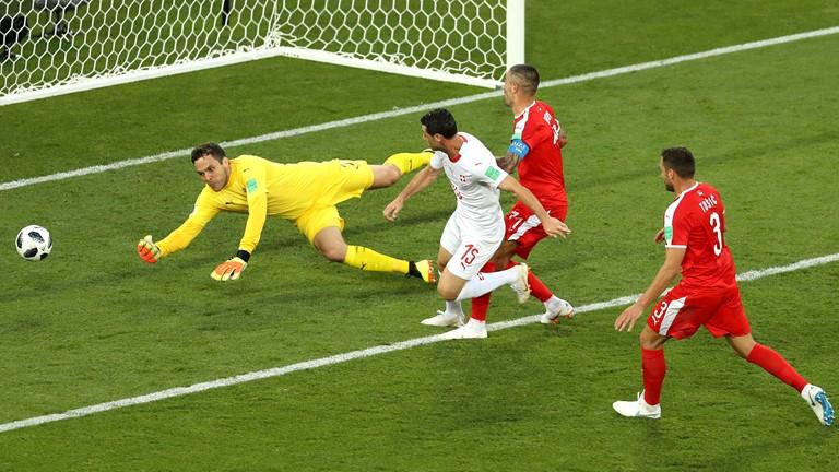 نتایج نهمین روز جام جهانی ۲۰۱۸ روسیه