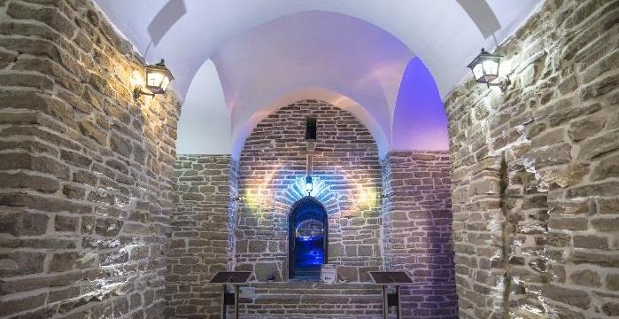 دومین کلیسای قدیمی جهان کجاست؟