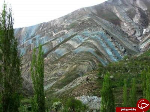 چشم انداز زیبا از طبیعت ایران که نمی شود چشم از روی آن برداشت