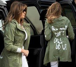 مالهکشی ترامپ روی حرکت جنجالی همسرش