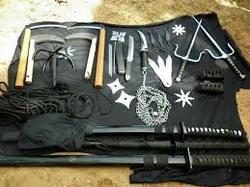 سلاح های سرد فقط توسط شرکت های انتظام تهیه شود.