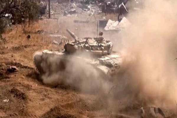 نبرد سنگین با گروه های مسلح در جنوب ادامه دارد