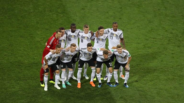 نتیجه لحظه به لحظه/ آلمان 0 - سوئد 0