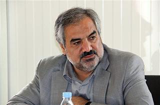 حضور استاندار کردستان در محل حادثه آتش گرفتن اتوبوس + فیلم