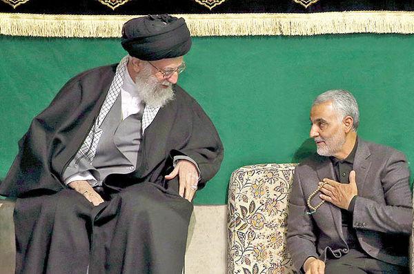 توصیف نشریه نشنال از سردار سلیمانی: سرلشکری که او را «حاجی» صدامیزنند