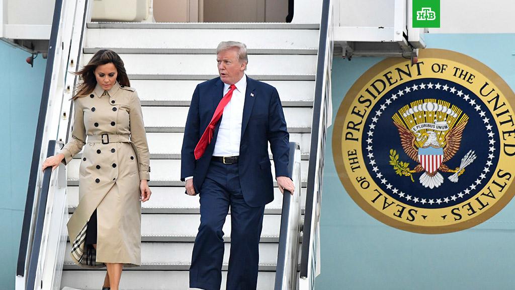 در بلژیک کسی ترامپ را تحویل نگرفت