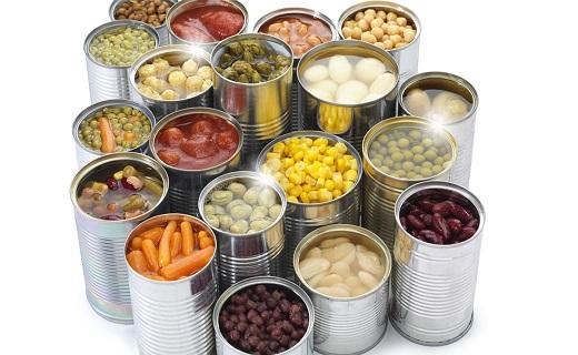 قیمت انواع کنسرو غذا و سبزیجات در بازار