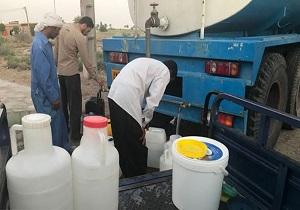 نخلستان های استان را دریابید/ تلاش دانشجویی برای بهبود شرایط آبی خوزستان