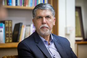 عیادت وزیر فرهنگ و ارشاد اسلامی از عباس دوزدوزانی