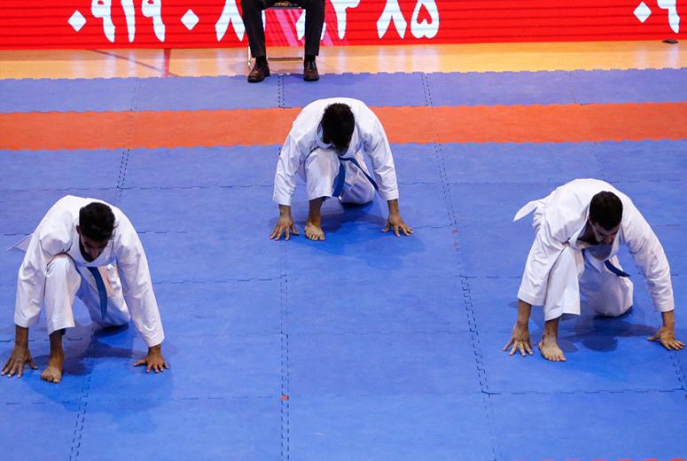 آخرین فرصت اعلام آمادگی حضور در سوپر لیگ کاراته