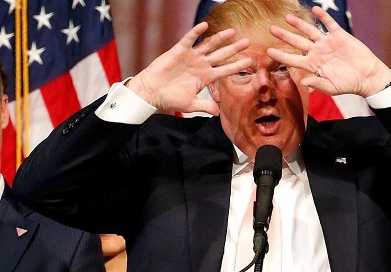 گزارش جنجالی از «زن بارگی» ترامپ