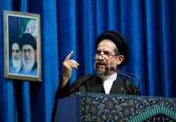 نماز  جمعه این هفته تهران به امامت حجت الاسلام و المسلمین ابوترابی فرد  اقامه خواهد شد