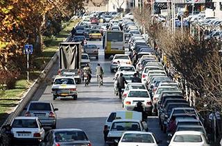 پارکینگی به وسعت یک شهر! + فیلم