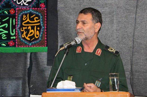پاسداشت و تجلیل از مقام شامخ شهدای استان ایلام