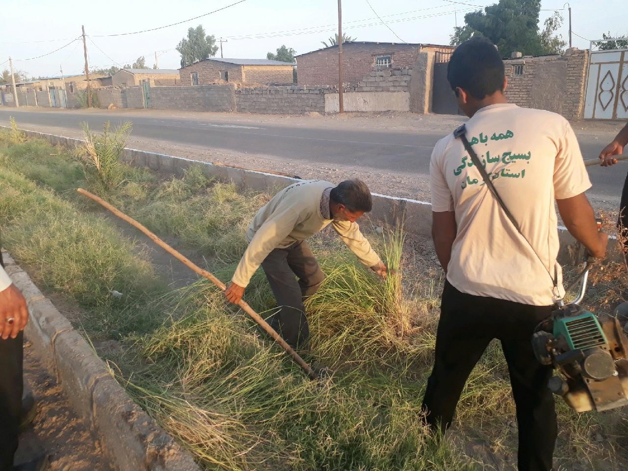 اردوی جهادی برای آب رسانی