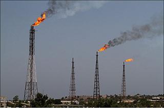 استفاده بهینه از گاز فلر در مناطق نفت خیز جنوب + فیلم