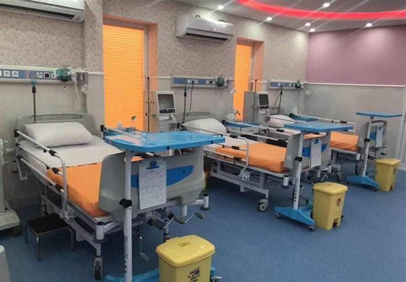 افزایش تعداد تختهای بیمارستانی تامین اجتماعی