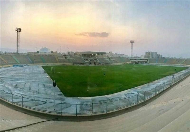 رفع نواقصات موجود ورزشگاه تختی برای برگزای مسابقات لیگ برتر