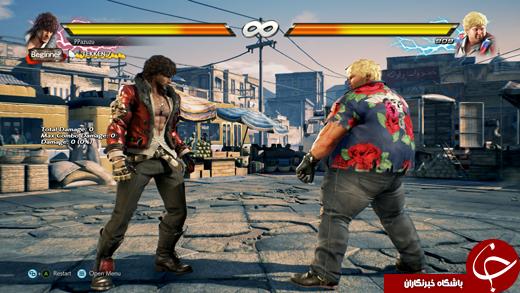 معرفی بازی Tekken 7 +تصاویر