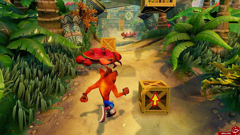 معرفی بازی Crash Bandicoot +تصاویر