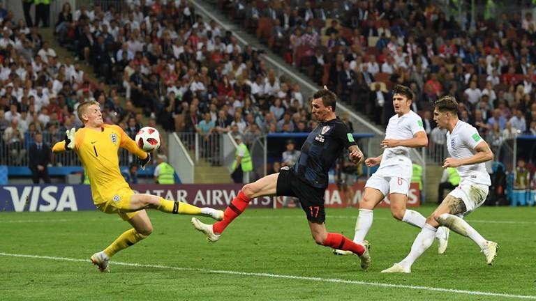 گزارش لحظه به لحظه/ انگلیس 1 - کرواسی 2