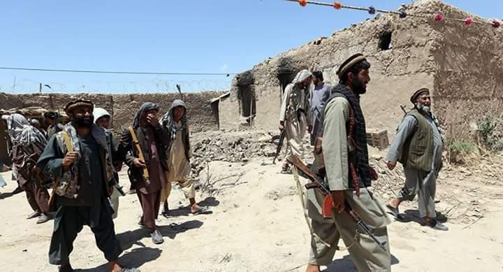 حوزه پنجم امنیتی شهر فراه به دست طالبان سقوط کرد
