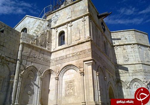 آئین مذهبی باداراک در قره کلیسای چالدران برگزار میشود / کلیسای ۳۵۰۰ ساله میزبان هزاران زائر ارمنی