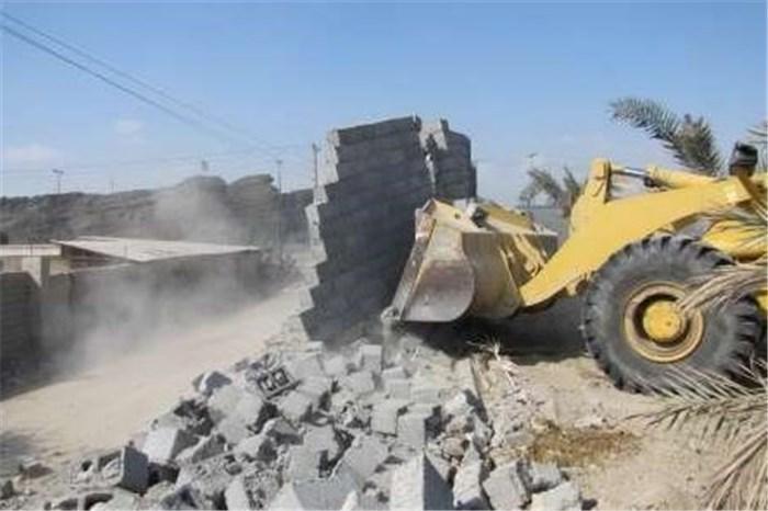 رفع تصرف اراضی ملی در شهرستان طرقبه شاندیز
