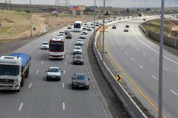 کاهش 11 درصدی جابجایی مسافر در محورهای همدان