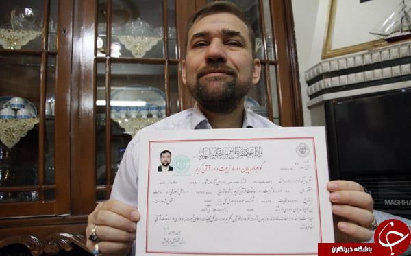 ناگفتههای سفیر قرآنی جمهوری اسلامی از روزهای سخت بیماری اش؛ تاکنون ۶٠ هزار قرص مصرف کردهام