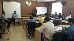 شروع دوره سه روزه کار آموزی کوهپیمایی ویژه آقایان درتربت جام