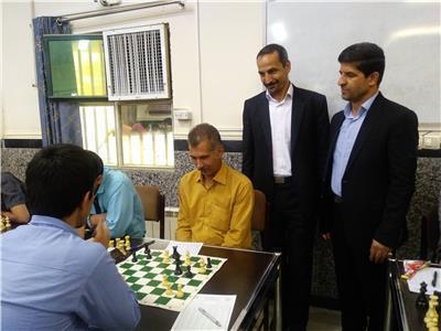 سینا کوروند قهرمان مسابقات شطرنج استان