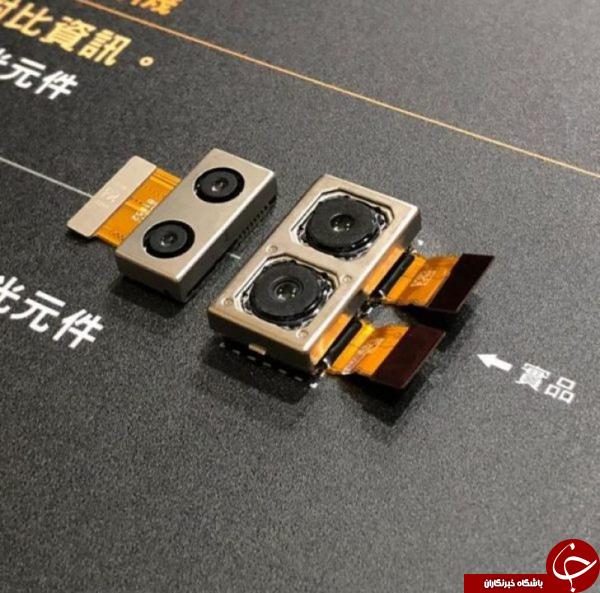 Xperia XZ3 دو دوربین در جلو خواهد داشت +عکس