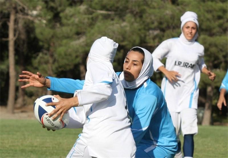 حضور 6 ورزشکار گرگانی در مسابقات قهرمانی کشور و انتخابی تیم ملی راگبی بانوان