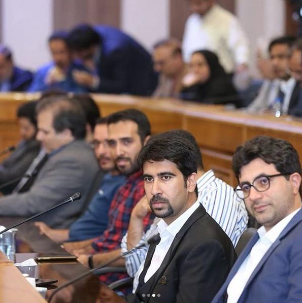 فالوده خوردن وزیر ارتباطات +تصاویر