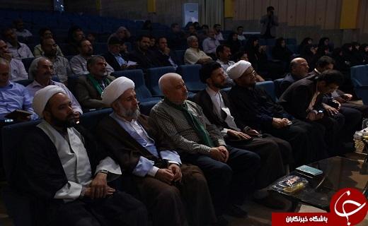برگزاری شب شعرشهید فیض در اردکان+تصاویر