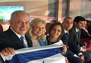رأیالیوم: تنها دستاورد سفر نتانیاهو به روسیه تماشای مسابقه فوتبال انگلیس و کرواسی بود
