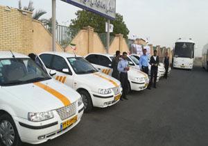 واگذاری 20 دستگاه سواری بینشهری روستایی در جنوب کرمان