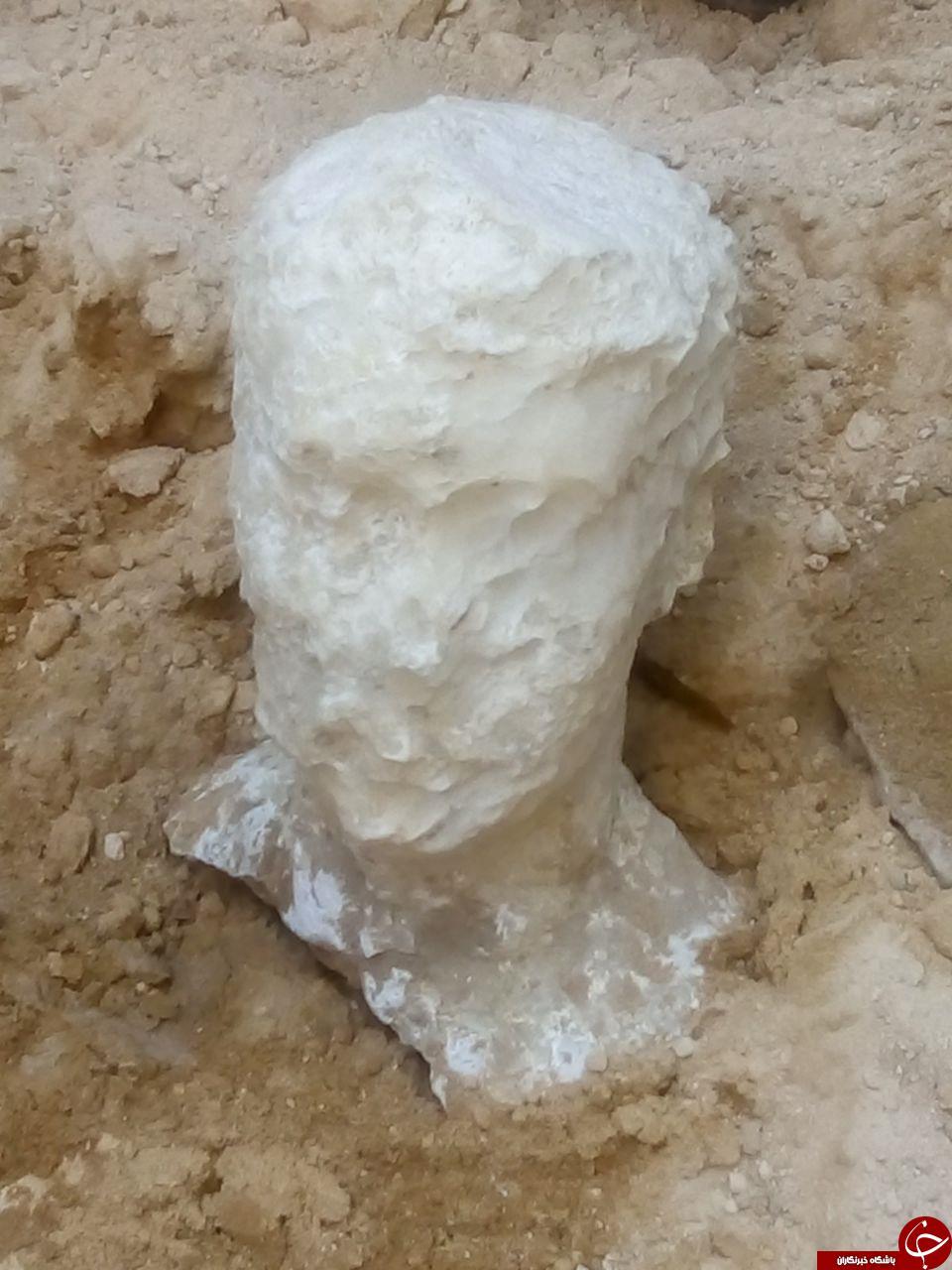 کشف یک تابوت سیاه مرموز در مصر + تصاویر//
