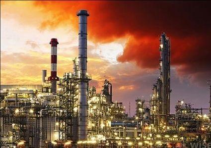 مهار گازهاى آلاینده در فضای عسلویه